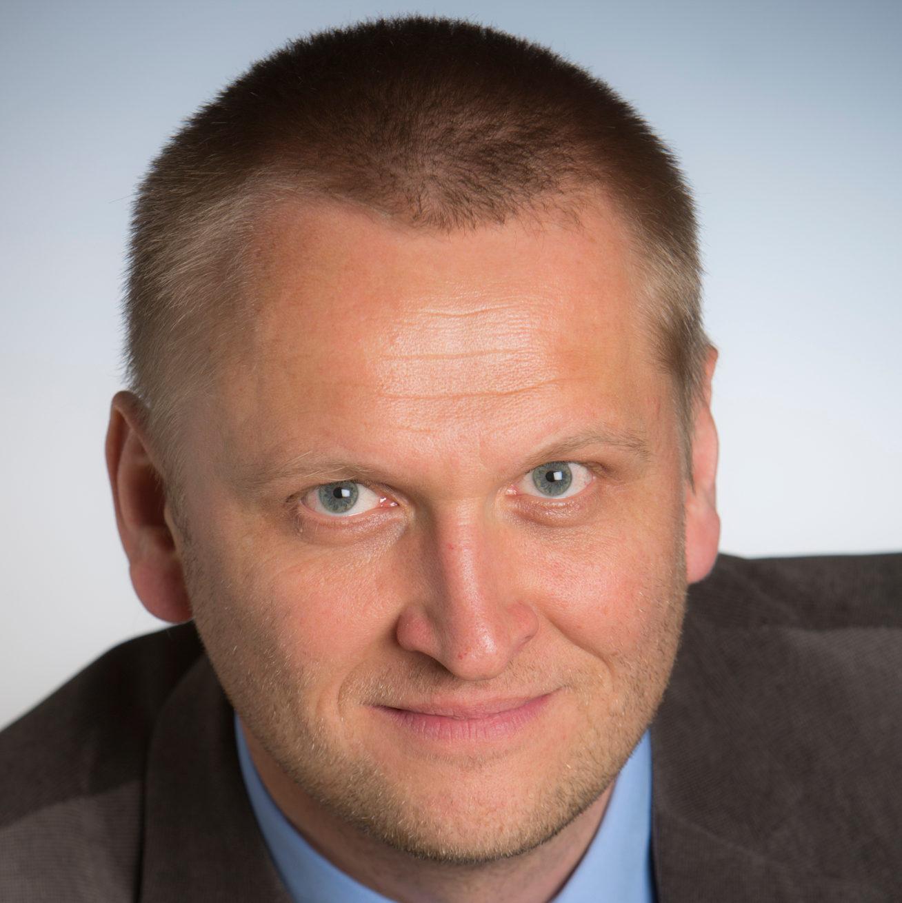 Gernot Müller-Putz, Ph.D.